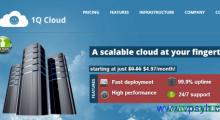 1QCloud.com:4.97美元/月 XEN 1核 1G 30G 不限流量 盐湖城