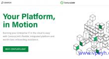 Ctl.io:新用户注册免费试用送500美元,暂无有效期,全球15数据中心