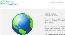 InertiaNetworks:$30/年 KVM 1核 512M 15G 1T 100Mbps 洛杉矶QN
