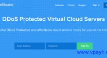 ServerBound:5美元/月 KVM 1核 512MB 20G SSD 15TB 1Gbps  DDOS保护 纽约 可按小时计费