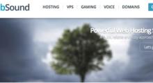 WebSound:$19.99/年 KVM 2核 512M 25G 2T 1Gbps 拉斯维加斯