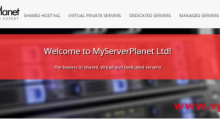 MyServerPlanet:5.6美元/月OpenVZ 4核 4GB 50GB 1TB 1Gbps 纽约