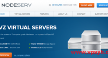NodeServ:13美元/年 OpenVZ 2核 512MB 100GB 1TB 1Gbps 佛罗里达 大硬盘