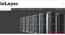 PieLayer:12美元/年 OpenVZ 1核 256MB 5GB SSD 250GB 1Gbps 洛杉矶QP