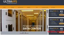 UltraVPS.eu:3.15美元/月 2核 4GB 100GB 5TB@1Gbps 荷兰/德国