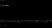 [评测]VirMach:OpenVZ 2核 512MB 15GB SSD 500GB 1Gbps 西雅图评测
