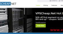 VPSCheap:28美元/年 OpenVZ 2核 1GB 15GB SSD 不限流量 1Gbps 芝加哥