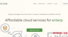 CloudCone:55美元/年 KVM 1核 512MB内存 100GB大硬盘 1TB@1Gbps 洛杉矶MC