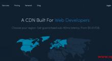 CDN.net:5美元/月 CDN 1TB流量 全球/欧洲/美国  多节点