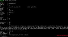 [评测]GigsGigsCloud:2美元/月 OpenVZ 1核 512MB 30GB 500GB 1Gbps 香港