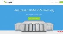 FlowVPS:20.08美元/季 KVM 4核 4GB内存 30GB硬盘 1TB@1Gbps 澳大利亚
