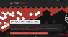 First-Root:20欧元/年 KVM 1核 512MB内存 10GB SSD 2TB@100Mbps 德国