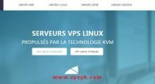 PulseHeberg:2.8欧元/月 KVM 2核 2GB 30GB 不限流量@100Mbps 法国