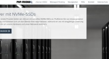 PHP-Friends:6.7欧元/月 KVM 4核E5 10GB 160GB SSD 5TB@1Gbps 德国法兰克福First Colo 可Windows 抗DDOS