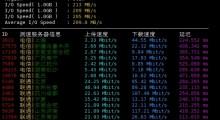 [评测]BuyVM:1核512MB内存 拉斯维加斯+原版BBR 24小时每小时网络测速