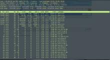 Linux系统常用的监控命令