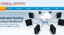 UnRealServers:便宜堪萨斯服务器 131美元/年 24核Opteron 6172 32GB内存 6TB硬盘 25TB@1Gbps