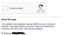 VPS每次搜索要求验证是否是robot