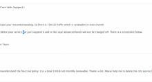 Gcore的CDN刚刚问了客服是每月100GB
