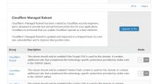 Plesk cf pro改了规则,切勿删除添加好的域名