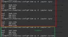 VPS资料rclone备份到Onedrive和GoogleDrive速度对比结果
